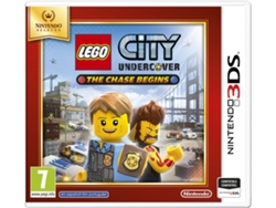 3DS Selects LEGO CITY Undercover: The chase begins
