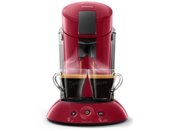 Cafetera PHILIPS Senseo XL HD6555/82 Rojo