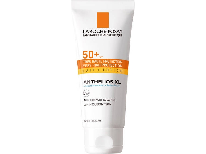 Protector Solar LA ROCHE POSAY Anthélios XL leche sin Perfume FPS50 (100ml)