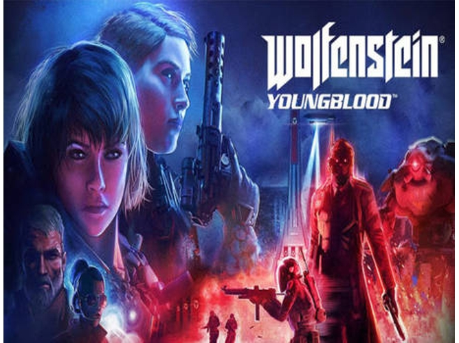 Juego PS4 Wolfenstein Youngblood: Deluxe Edition (M18)