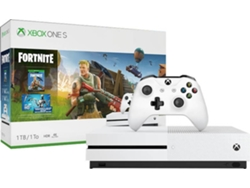 Consola Xbox One S + juego Fortnite