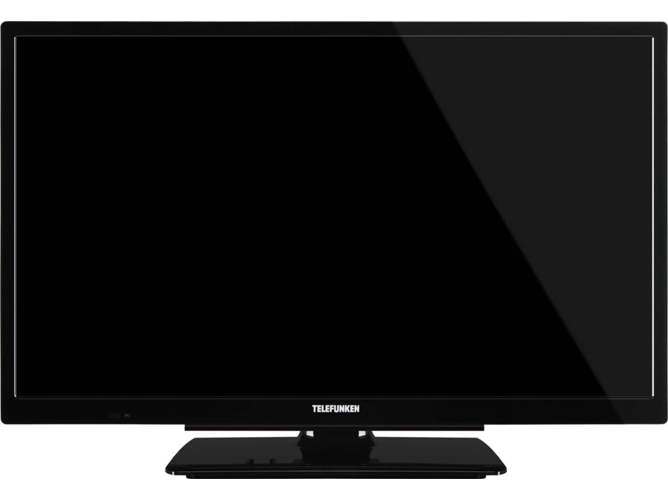 TV TELEFUNKEN SOMNIA24ESTV-B (LED  - 24'' - 61 cm - HD - Smart TV) — TV & Series Streaming