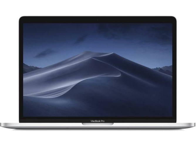 MacBook Pro 2019 APPLE Plata - MUHQ2Y/A (13.3'' - Intel Core i5 - RAM: 8 GB - 128 GB SSD - Intel Iris Plus 645) — macOS | QHD