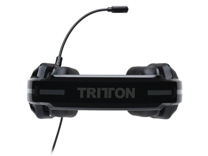 dde507d31f Auriculares Estéreo PS3 TRITTON Kunai Negro. Ampliar imagen