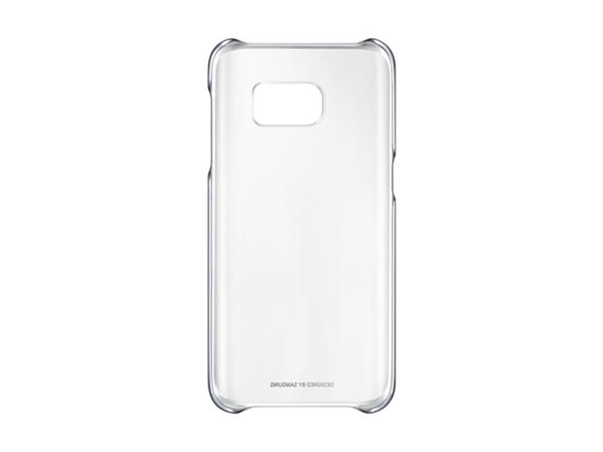 f6389e56289 Carcasa SAMSUNG Galaxy S7 Edge Clear Negro - WORTEN
