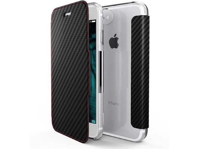 a3d87161db5 Funda Apple iPhone 7 X-DORIA Engage Folio Negro