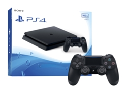 Consola PS4 500GB Slim + Dual Shock
