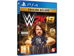 Preventa PS4 Wwe 2K19 Deluxe Edition