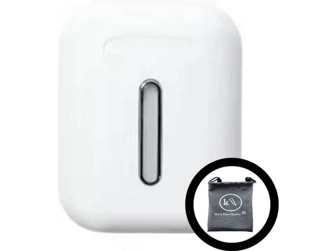 Auriculares Bluetooth True Wireless KLACK Q8L (In Ear - Blanco)