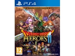 PS4 Dragon Quest Heroes II