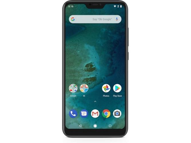 fd4e7be4280 Smartphone XIAOMI Mi A2 Lite (5.9'' - 3 GB - 32 GB - Negro)