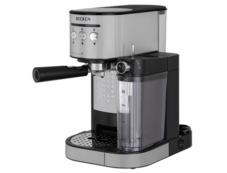 Cafetera Manual BECKEN BECM4567 (15 bar - Café molido)