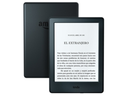 E-Book KINDLE Touch Wifi 6'' Negro