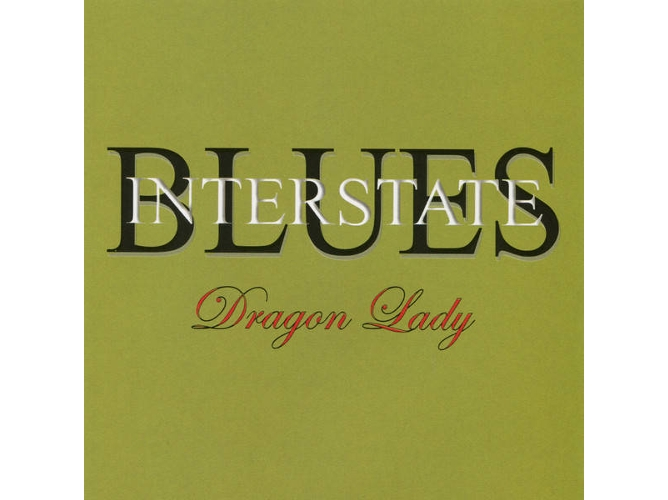CD Interstate Blues - Dragon head Miracle (1CDs)