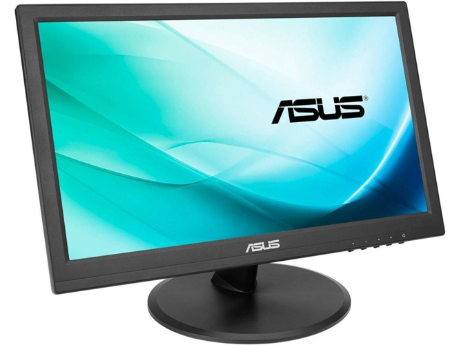 Monitor Táctil LED 15.6'' ASUS VT168N — LED Touch | Resolución: 1366 x 768 HD