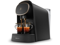 Cafetera PHILIPS LM8016/90 L'Or Barista (19 bar - Gris)