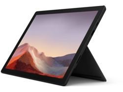 MICROSOFT Surface Pro 7 - VNX-00019 (12.3'' - Intel Core i7-1065G7 - RAM: 16 GB - 256 GB SSD - Intel Iris Plus) — Windows 10 Home