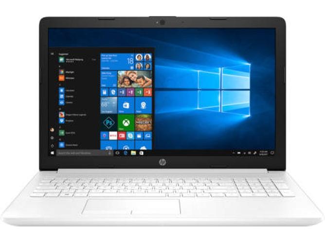 f7212cbda Portátil HP DA0090NS (15.6'', Intel Core i3-7020U, RAM: 4 GB, 1 TB HDD,  Intel HD 620)