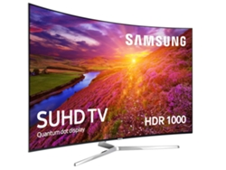 TV LED Smart Tv S4K 55'' SAMSUNG 55KS9000 -Curvo, SUHD