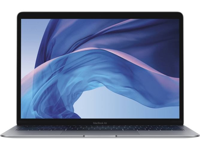 MacBook Air 2019 APPLE Gris Espacial - MVFH2Y/A (13.3'' - Intel Core i5 - RAM: 8 GB - 128 GB SSD PCle - Intel UHD 617) — macOS | QHD