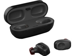 Auriculares bluetooth true wireless MOTOROLA Stream Sport negro