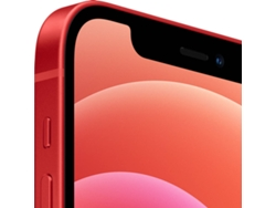 iPhone 12 APPLE (6.1'' - 256 GB - Rojo)