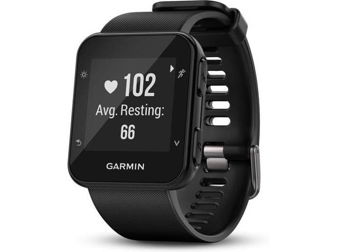 1b40a2ef696a Reloj deportivo GARMIN Forerunner 35 (Bluetooth - Negro) - WORTEN
