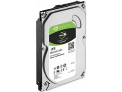 Disco Duro interno 3.5'' SEAGATE 1TB Barracuda
