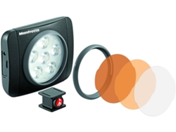 Luz LED Lumie 6MLUMIEART-BK MANFROTTO — 440 lux