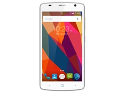 Smartphone ZTE L5 Plus 8 GB Blanco