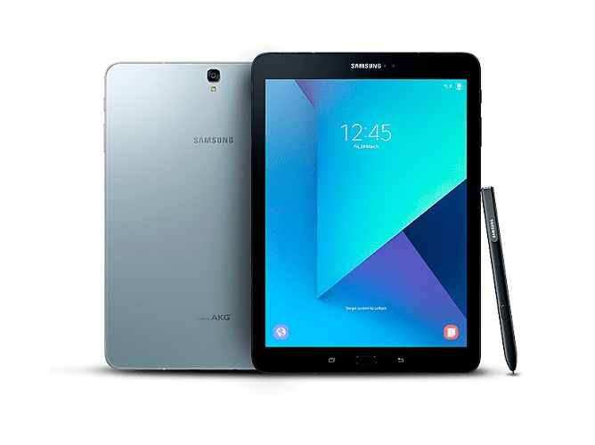 Tablet SAMSUNG Galaxy Tab S3 - SM-T825N (9.7'' - WiFi + 4G - 32 GB - 4 GB - Plata) — Full HD | 13 MP + 5 MP
