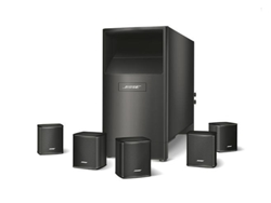 Home cinema BOSE Acoustimass 6 Serie V negro