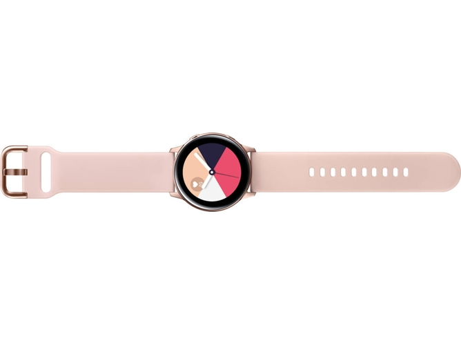 Smartwatch SAMSUNG Galaxy Watch Active rosa dorado