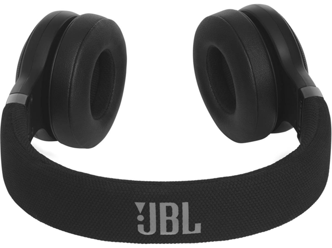 Auriculares Bluetooth JBL E45 (On ear - Micrófono - Atiende llamadas - Negro) — On Ear