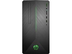 PC Gaming HP Pavilion 690-0065NS - 6SQ95EA (Intel Core i7-8700, RAM: 8 GB, 1 TB HDD + 256 GB SSD, NVIDIA GeForce GTX 1050) — Windows 10 Home | WiFi - Bluetooth