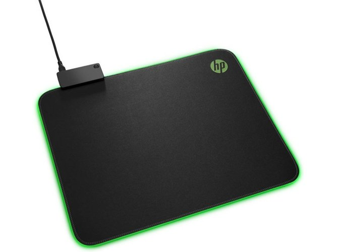 Alfombrilla Gaming HP Pavilion 400 (Negro)