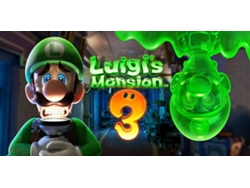 Juego Nintendo Switch Luigi's Mansion 3 (Aventura - M7)