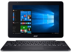 Portátil Convertible 2 en 1 - 10.1'' ACER Switch One 10 S1003-11MT - NT.LCQEB.009 (Intel Atom, RAM: 4 GB, Disco duro: 64 GB EMMC)