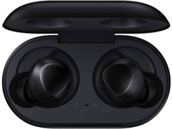 Auriculares Bluetooth SAMSUNG Galaxy Buds (In Ear - Noise canceling - Micrófono - Negro)
