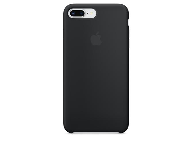4773c36c947 Carcasa APPLE iPhone 7 Plus, 8 Plus Silicona Negro