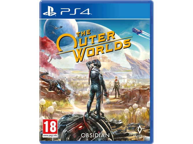 Juego PS4 The Outer Worlds (M18 - RPG)