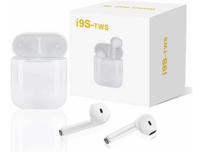 Auriculares Bluetooth True Wireless YIEASY I9S (In-Ear)