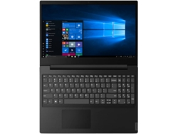 Portátil LENOVO IdeaPad S145-15IWL (15'' - Intel Core i7-8565U - RAM: 8 GB - 512 GB SSD - Intel UHD Graphics) — Windows 10 Home