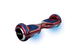 Hoverboard NILOX DOC Red 6.5 + Bolsa