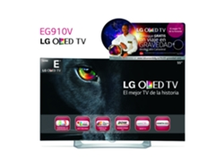 TV Curvo OLED FHD 3D LG Smart TV 55'' 55EG910V