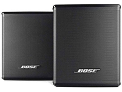 Kit Altavoces Surround BOSE Inalambricos Wi-Fi Negro