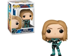 Figura FUNKO Pop Marvel Captain Marvel Vers