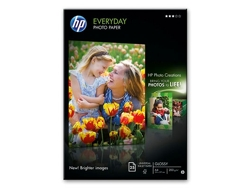 Papel Fotográfico HP Everyday A4 — 25 | 200 g