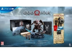 Preventa PS4 God of War Edición Coleccionista