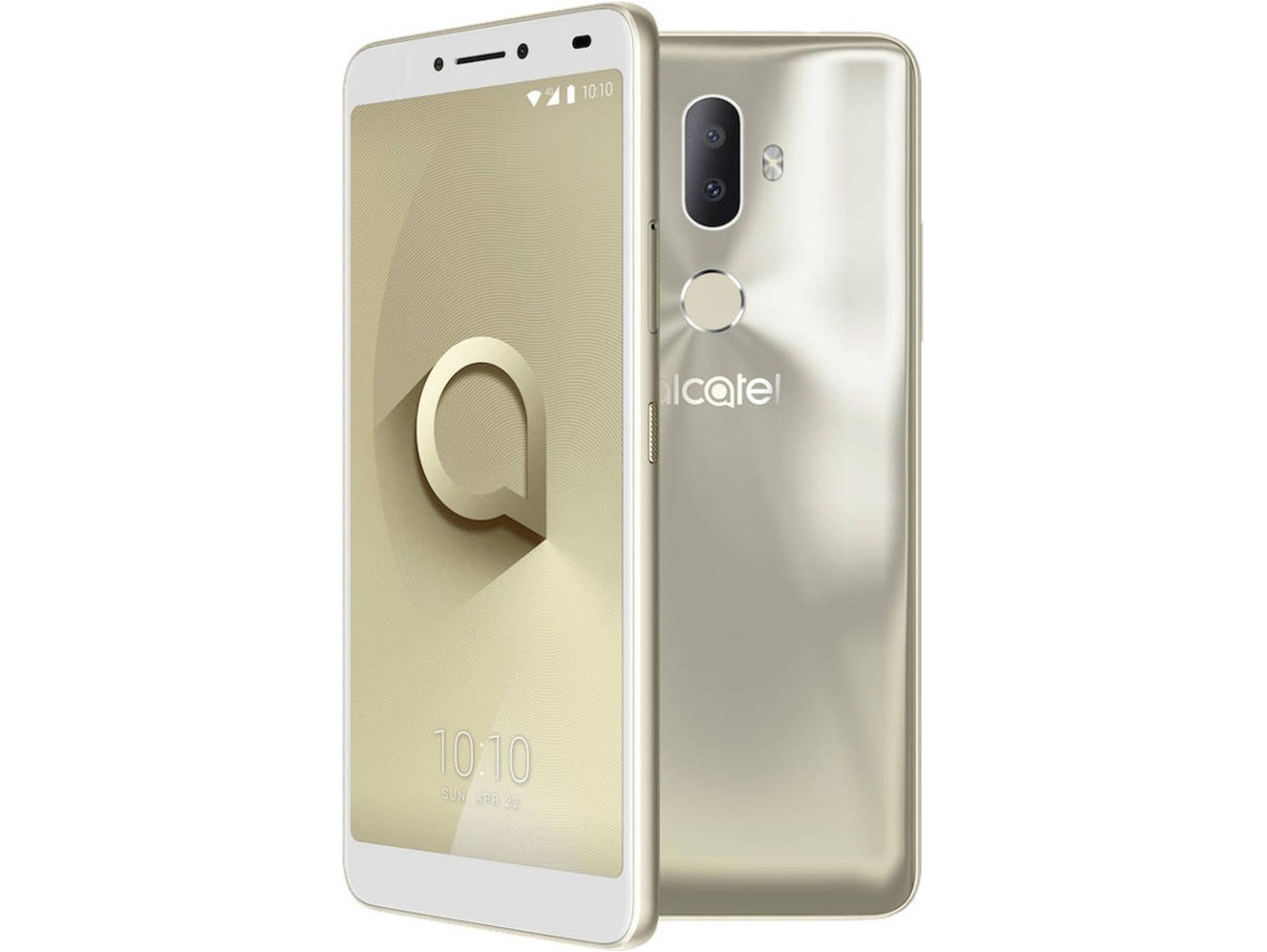 648e8bdddce Smartphone ALCATEL 3V (6'' - 2 GB - 16 GB - Dorado) - WORTEN